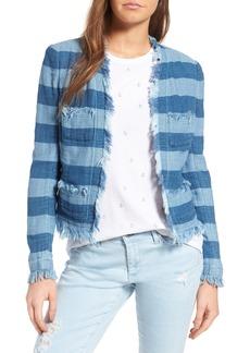 AG Capucine Crop Cotton Jacket