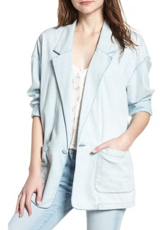 AG Adriano Goldschmied AG Carolina Chambray Cotton Jacket