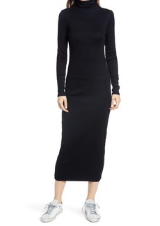 AG Adriano Goldschmied AG Chelden Long Sleeve Midi Dress