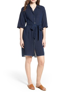 AG Adriano Goldschmied AG Claudia Canvas Shirtdress