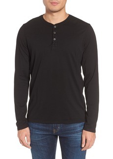AG Adriano Goldschmied AG Clyde Slim Fit Long Sleeve Henley