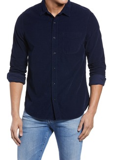 AG Adriano Goldschmied AG Colton Corduroy Button-Up Shirt