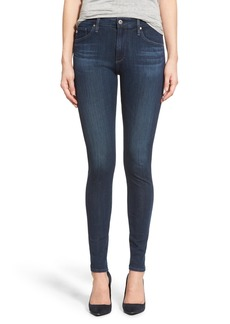 AG 'Contour 360 - Farrah' High Rise Skinny Jeans