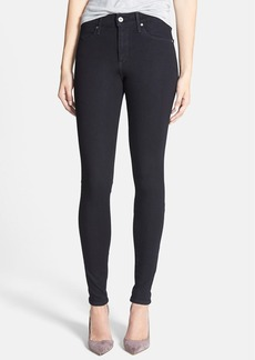 AG Contour 360 - Farrah High Waist Skinny Jeans