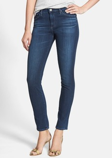 AG Adriano Goldschmied AG 'Contour 360 - The Prima' Cigarette Leg Skinny Jeans