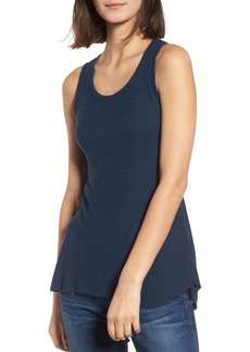 AG Adriano Goldschmied AG Coraline Ribbed Tank