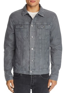 AG Adriano Goldschmied AG Dart Regular Fit Trucker Jacket