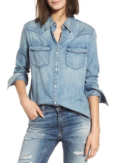 AG Adriano Goldschmied AG Deanna Denim Shirt