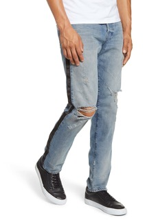 AG Adriano Goldschmied AG Dylan Satin Side Skinny Fit Jeans (22 Years Director)
