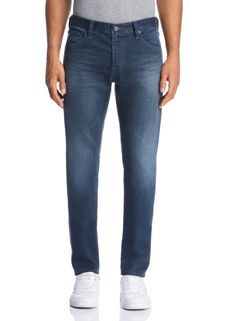 AG Adriano Goldschmied AG Dylan Super Slim Fit Jeans in 9 Years Tidepool