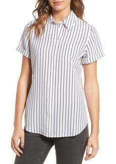 AG Adriano Goldschmied AG Easton Silk Shirt