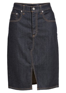 AG Emery High Waist Denim Skirt