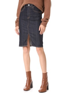 AG Adriano Goldschmied AG Emery High Waisted Pencil Skirt
