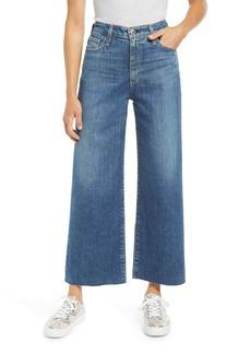 AG Adriano Goldschmied AG Etta Crop Wide Leg Jeans (Astro)