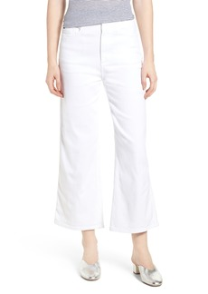AG Adriano Goldschmied AG Etta High Waist Crop Wide Leg Jeans