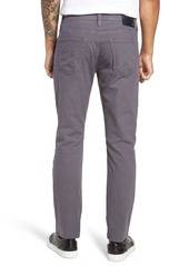 AG Adriano Goldschmied AG Everett Houndstooth Slim Fit Pants