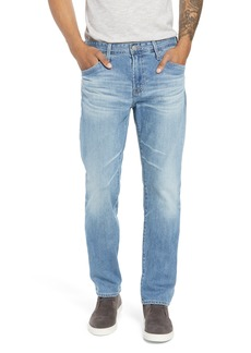 AG Adriano Goldschmied AG Everett Slim Straight Fit Jeans (18 Years Oceano)