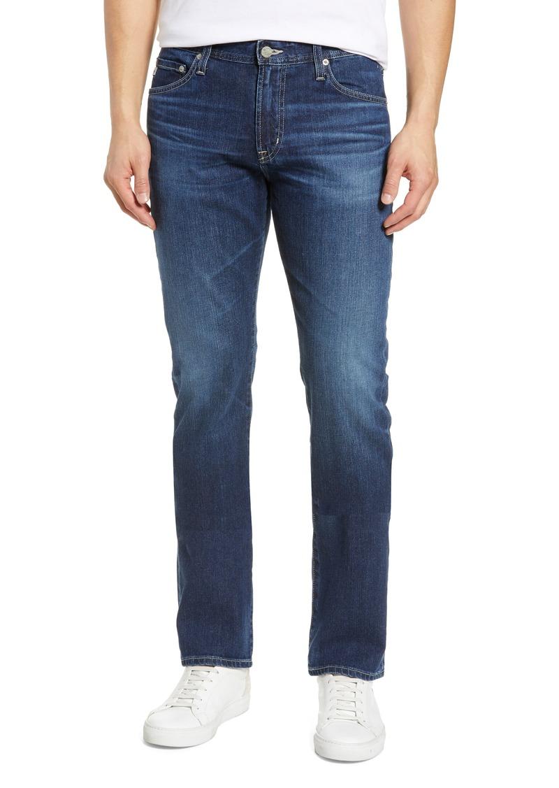 AG Adriano Goldschmied AG Everett Slim Straight Leg Jeans (9 Years Sego)
