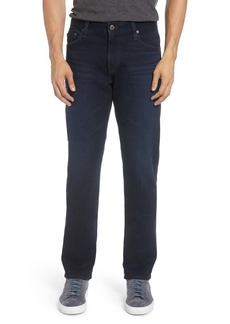 AG Adriano Goldschmied AG Everett Slim Straight Fit Jeans (Scout)