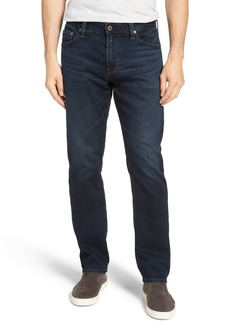 AG Adriano Goldschmied AG Everett Slim Straight Fit Jeans (Shadow Mountain)