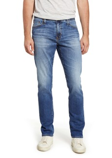 AG Adriano Goldschmied AG Everett Slim Straight Leg Jeans (12 Years Lochness)