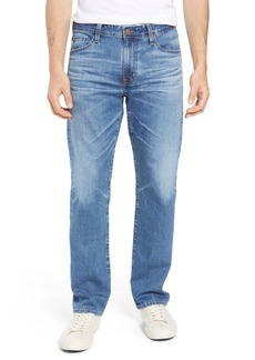 AG Adriano Goldschmied AG Everett Slim Straight Leg Jeans (15 Years Open Road)