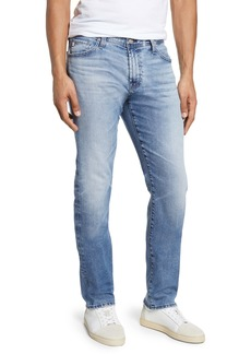 AG Adriano Goldschmied AG Everett Slim Straight Leg Jeans (19 Years Regent)