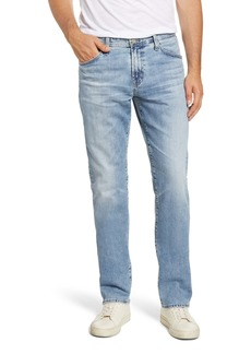 AG Adriano Goldschmied AG Everett Slim Straight Leg Jeans (19 Years Runner)