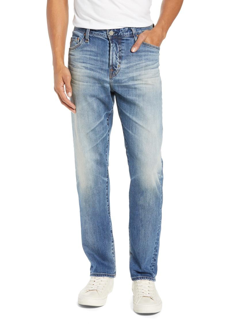 AG Adriano Goldschmied AG Everett Slim Straight Leg Jeans (21 Years Seize)