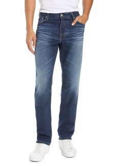 AG Adriano Goldschmied AG Everett Slim Straight Leg Jeans (4 Years Chapman)