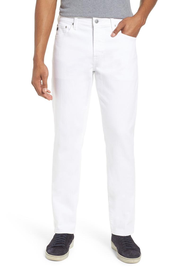 AG Adriano Goldschmied AG Everett Slim Straight Leg Jeans