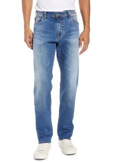 AG Adriano Goldschmied AG Everett Slim Straight Leg Jeans (Breech)