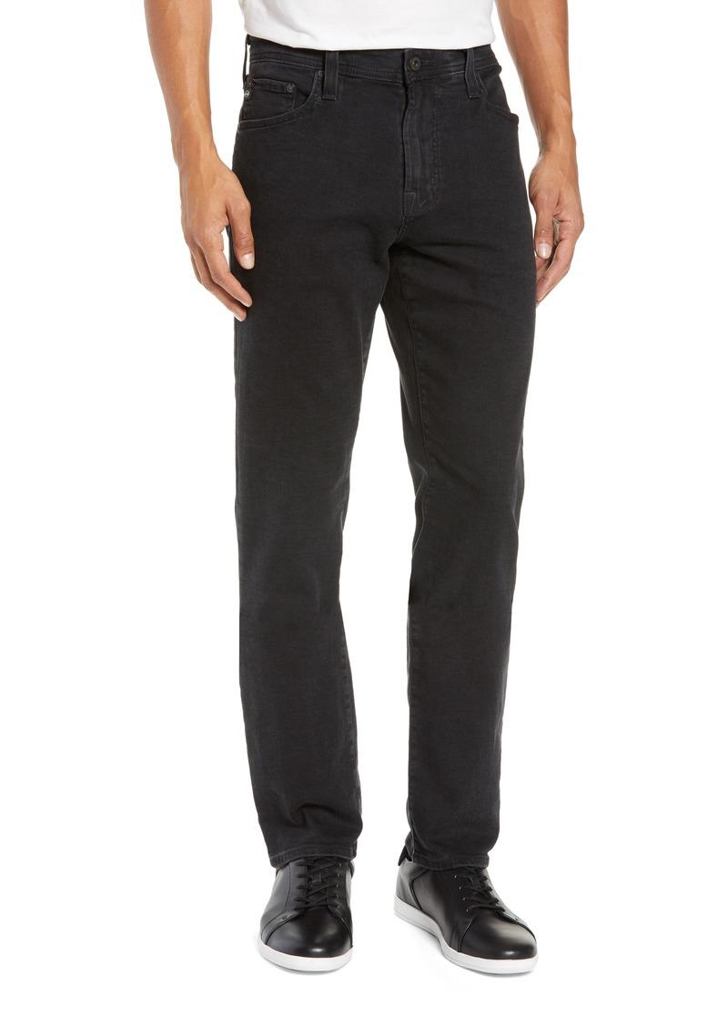 AG Adriano Goldschmied AG Everett Slim Straight Leg Jeans (Brimstone)