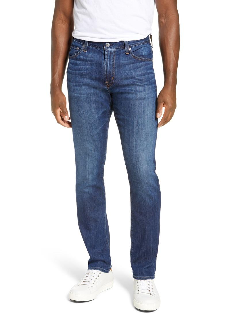 AG Adriano Goldschmied AG Everett Slim Straight Leg Jeans (Quarter Moon)
