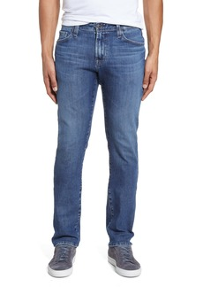 AG Adriano Goldschmied AG Everett Slim Straight Leg Jeans (Westbourne)