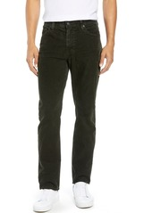 AG Adriano Goldschmied AG Everett Straight Leg Corduroy Pants