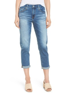 AG Ex-Boyfriend Crop Slim Jeans (12 Years Swindle)