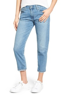 AG Ex-Boyfriend Crop Slim Jeans (19 Years Illuminate)