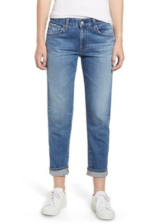 AG Adriano Goldschmied AG Ex-Boyfriend Relaxed Slim Jeans (15 Years Blue Shift)