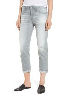 AG Ex-Boyfriend Slim Jeans (9 Years Cadence)