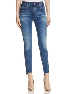 AG Farrah Ankle Skinny Jeans in 10 Years Rhythmic Blues