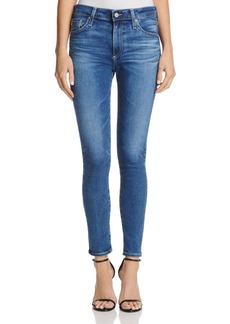 AG Farrah Ankle Skinny Jeans in 14 Years Ablaze