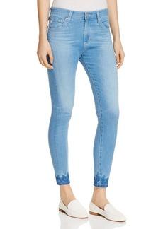 AG Farrah Ankle Skinny Jeans in 17 Year Daybreak