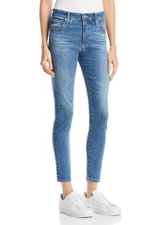 AG Farrah Ankle Skinny Jeans in California Blue
