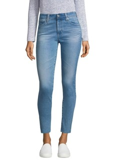 AG Adriano Goldschmied Farrah Fade Ankle Jeans