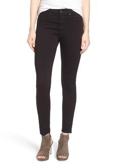 AG 'Farrah' High Rise Skinny Jeans