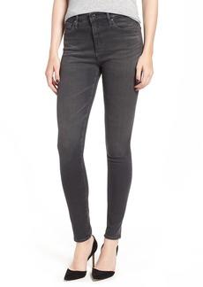 AG Adriano Goldschmied AG Farrah High WaistSkinny Jeans (Restoration)