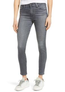 AG Adriano Goldschmied AG Farrah High Waist Ankle Skinny Jeans (Aldgate)