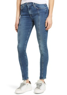 AG Adriano Goldschmied AG Farrah High Waist Center Seam Ankle Skinny Jeans (Diverse)