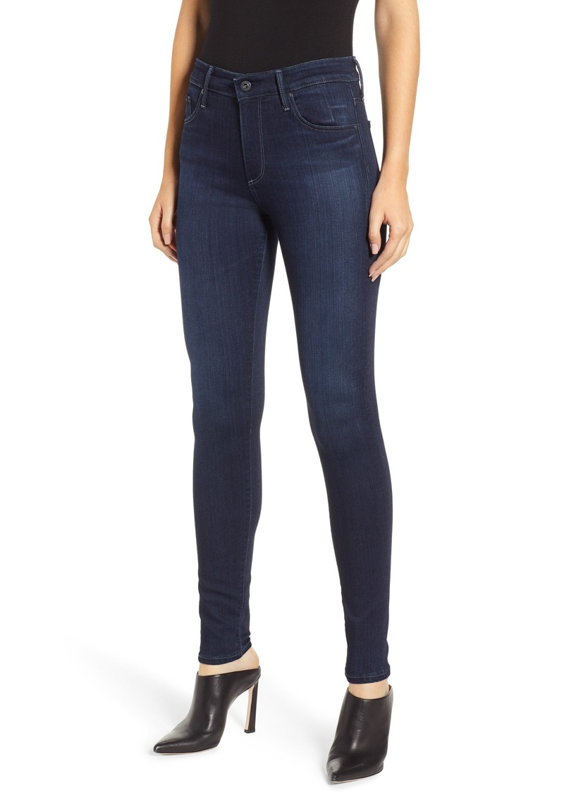 AG Adriano Goldschmied AG Farrah High Waist Skinny Jeans (Blue Basin) (Nordstrom Exclusive)